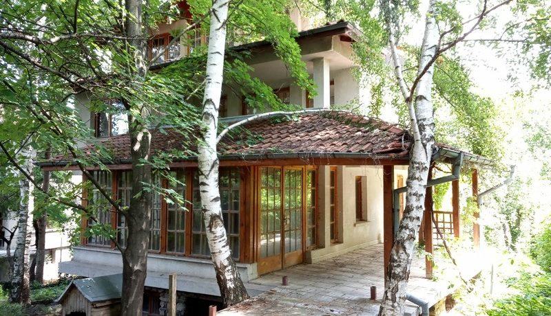 Къща в Драгалевци