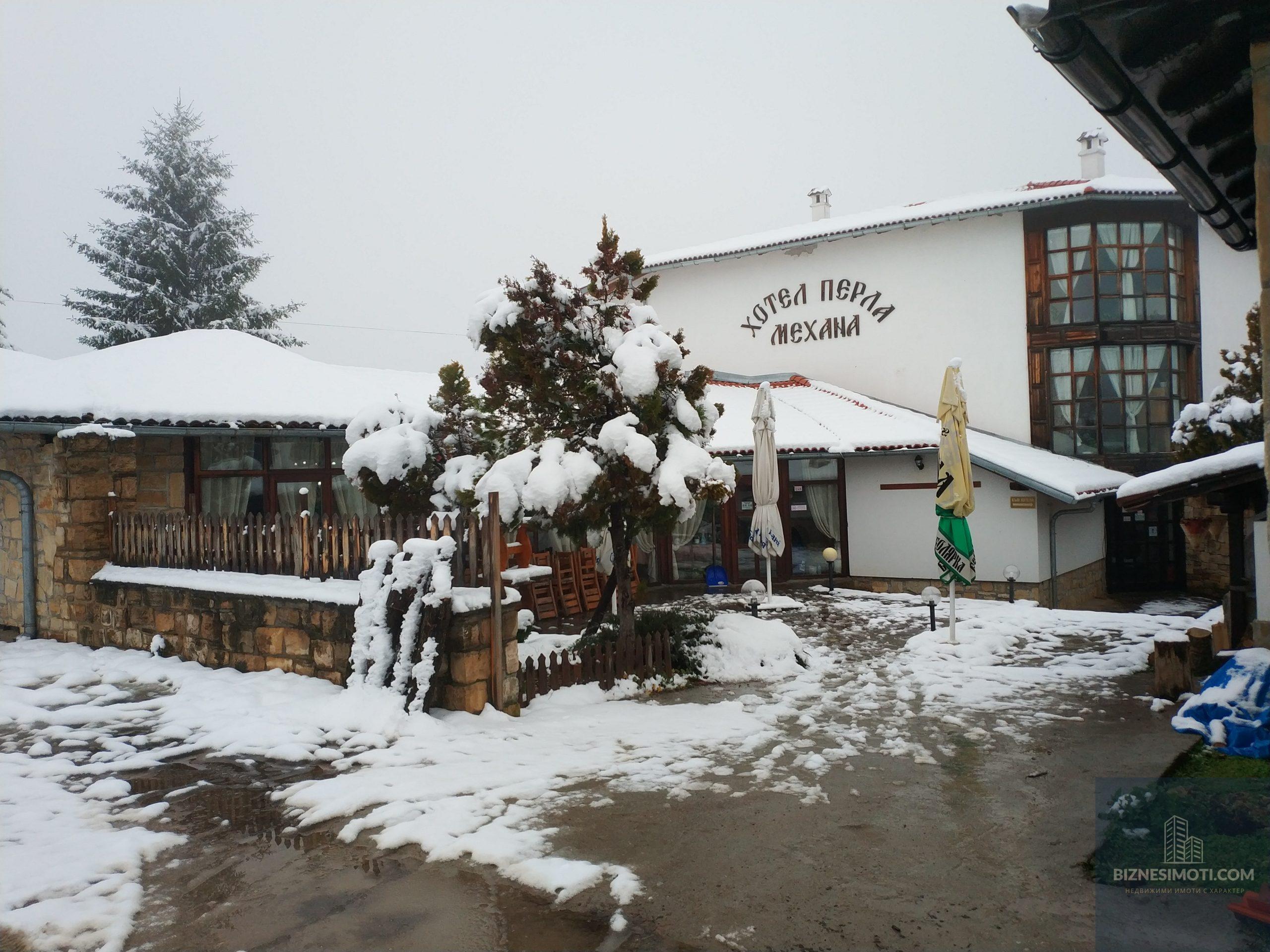 Хотел в село Арбанаси, Велико Търново
