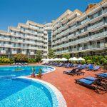 Хотел Перла намиращ се в слънчев бряг