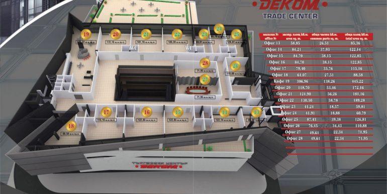 Търговски център-9